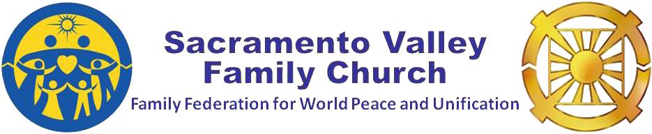 Sacramento Valley Family Church